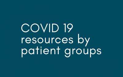 COVID 19 patient group resources